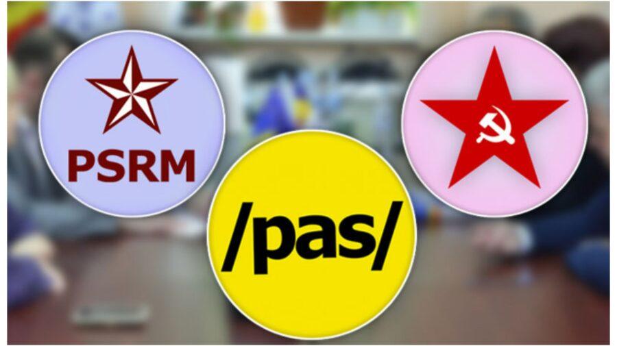 PAS spune pas invitației PSRM-PCRM. Fără dezbateri publice între aceștia: Nu avem ce discuta cu hoții