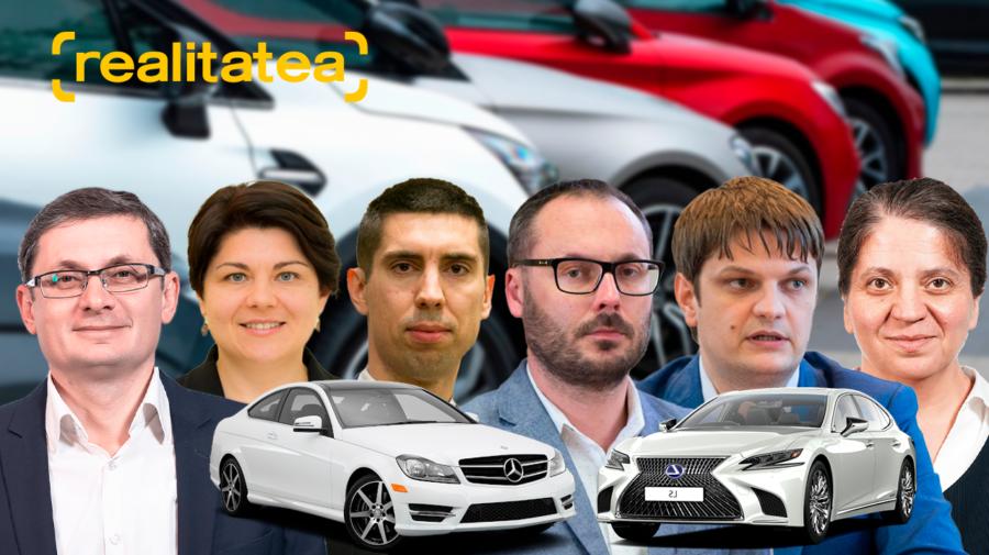Lexus, Audi sau Toyota: Cu ce mașini se plimbă candidații PAS, aspiranți la un fotoliu de deputat