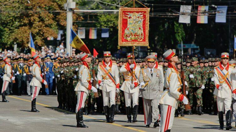 La 30 de ani de independență, cu tehnica militară la vedere. Va fi organizată o paradă militară. Decretul emis de Sandu