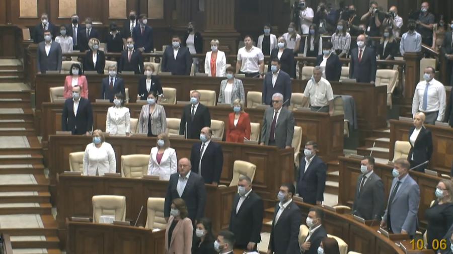 """E oficial! Parlamentul de legislatura a XI a fost învestit în funcție. """"Urmează vremuri bune"""""""