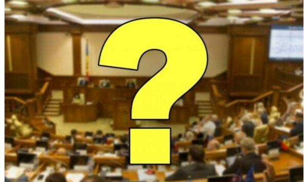 DOC LISTA celor 101 de deputați cu mandate validate și numărul candidaților supleanți ai PAS, BECS și Partidul Șor