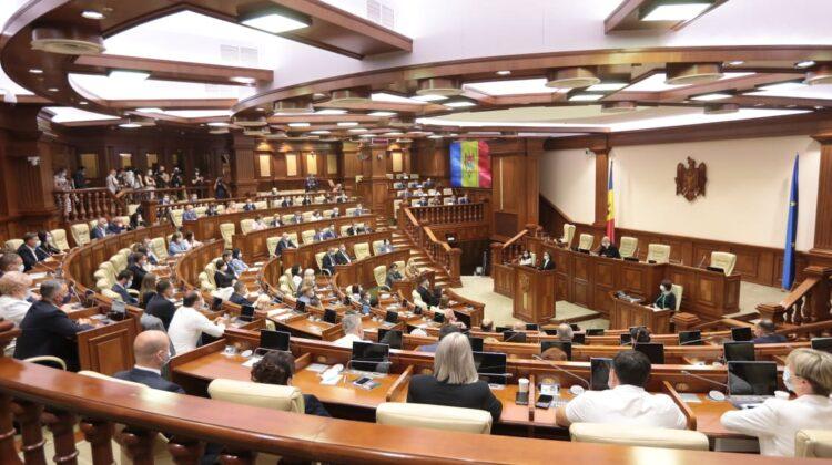 """""""Agenda de joi a Parlamentului"""". Un deputat PAS dezvăluie ce urmează să se aprobe la următoarea ședință plenară"""