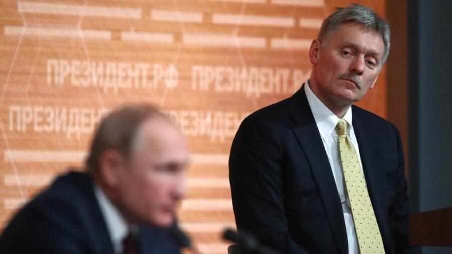 FOTO Fiica lui Peskov – contra vaccinării obligatorii. Nu-i pasă de profesia tatălui, dar îi este frică totuși de ceva