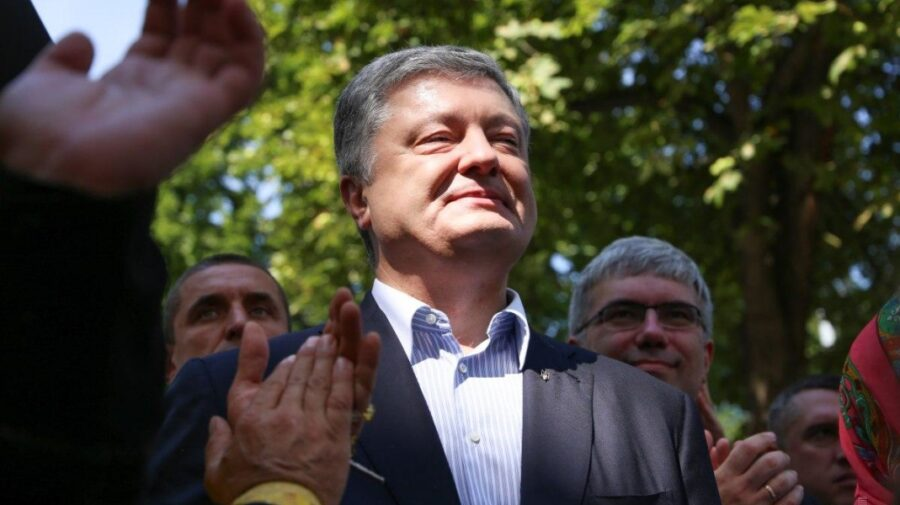 VIDEO Poroșenko a fost zărit pe un iaht luxos în Croația. Scoate 2 milioane de grivne pe zi pentru el