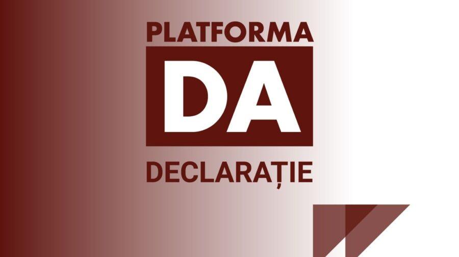 Ultima oră! Conducerea Platformei DA și-a dat demisia in corpore. Cine a preluat șefia partidului
