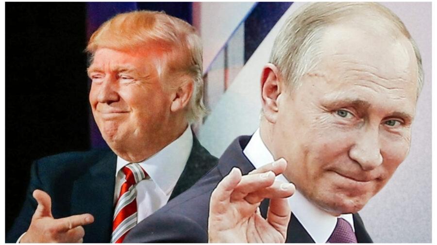 DOC Scurgeri de informații secrete. Putin ar fi autorizat susținerea lui Trump în 2016 pentru că favoriza Moscova