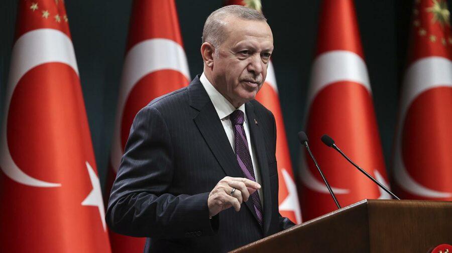 FOTO Noul palat de milioane al lui Erdogan a stârnit un val de critici. Cei mai mulți turci sunt la limita sărăciei