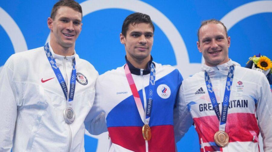 Sfadă la Jocurile Olimpice! Rusia cu replici înțepate. Un înotător american a sugerat că rivalul rus ar fi fost dopat