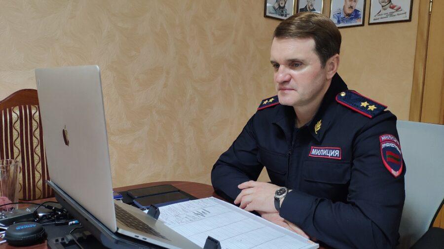 DOC Vadim Krasnoselski l-a demis pe așa-zisul ministru de Interne din Transnistria