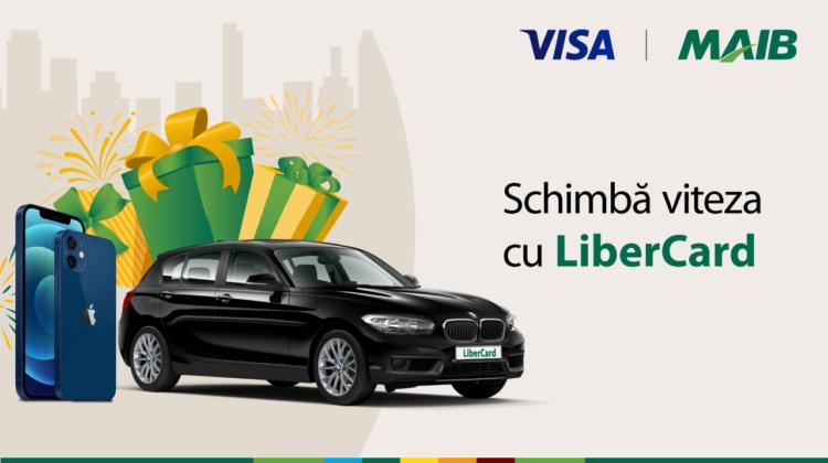 Schimbă viteza cu LiberCard