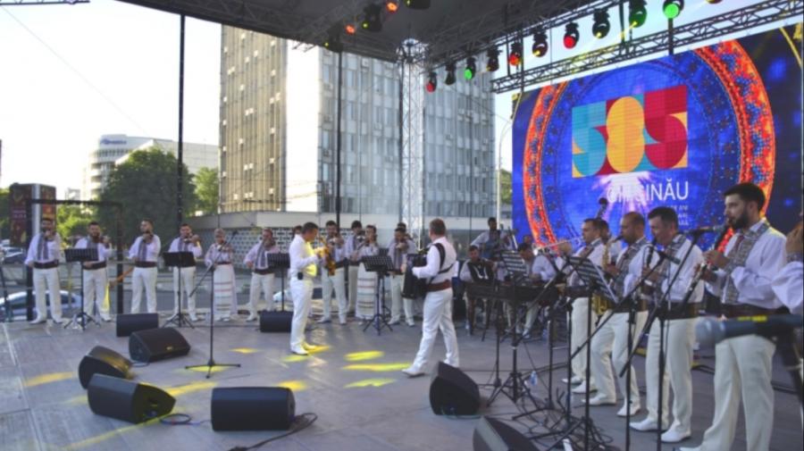 """Program distractiv pentru copii și alte evenimente, vor avea loc astăzi, în cadrul Festivalului """"Te salut, Chișinău"""""""
