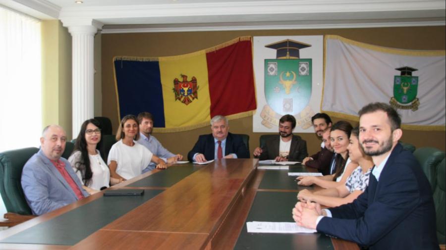 USM: Vom accelera industria media digitală din Republica Moldova prin intermediul Centrului MEDIACOR