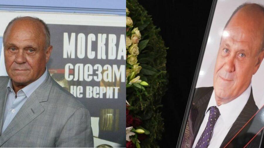 GALERIE FOTO Durere în cinematografia rusească! Ceremonia de adio de la actorul și regizorul rus, Vladimir Menșov