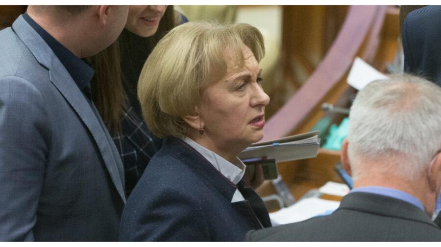 Zinaida Greceanîi nu are nevoie de pază. A refuzat de protecția SPPS, chiar dacă putea încă un an să aibă bodyguard