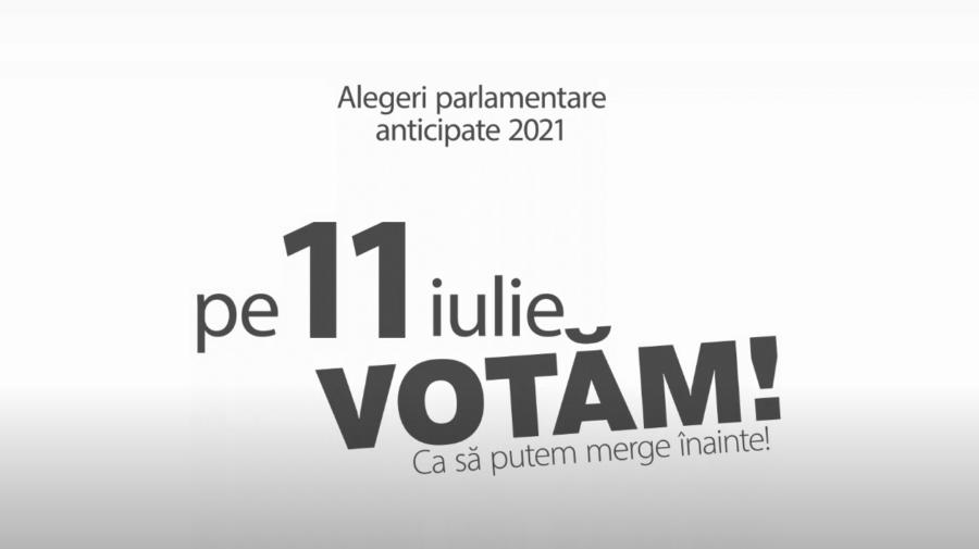 VIDEO Duminică ieșim la alegeri! Măsurile anti-COVID-19 pe care trebuie să le respecți atunci când vei merge să votezi