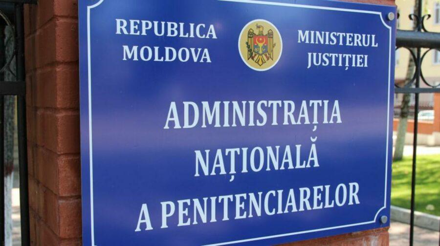 ANP: Un deținut nu a vrut să fie transferat într-o altă instituție penitenciară! Ce s-a întâmplat ieri la Lipcani