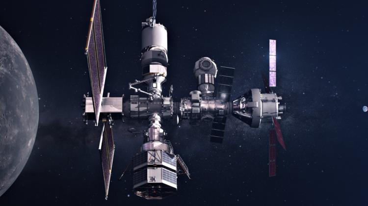 Cum va arăta stația spațială pe care NASA o va lansa pe orbita Lunii. Gateway va fi un avanpost al misiunilor pe Marte