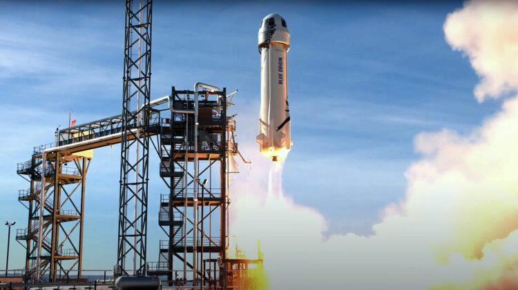 LIVE! Totul despre zborul în spațiu care începe în mai puțin de o oră și va duce un miliardar şi alţi 3 pasageri