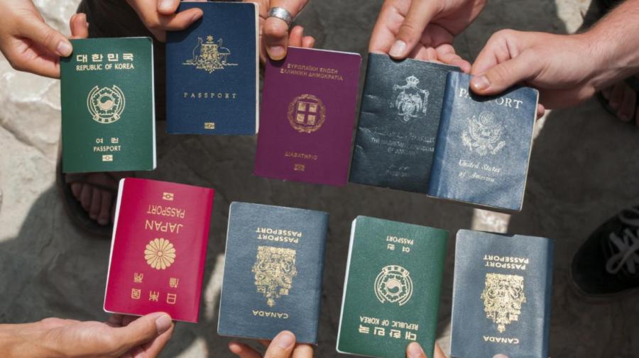 Moldova printre primele 50 de state din lume cu cel mai puternic pașaport! În care state avem acces fără viză