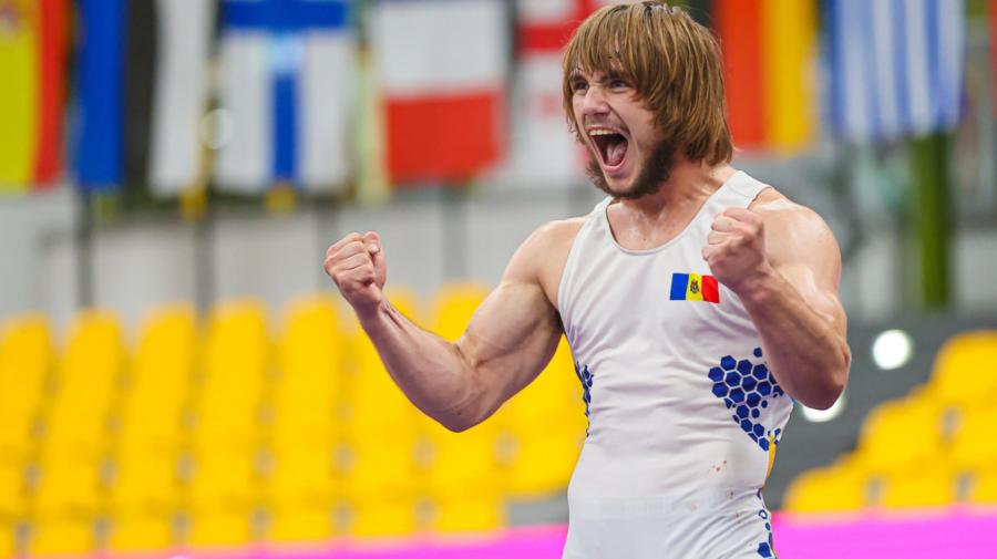 Sportivii moldoveni CUCERESC în continuare. Revin ACASĂ cu ȘASE medalii de la Campionatul European