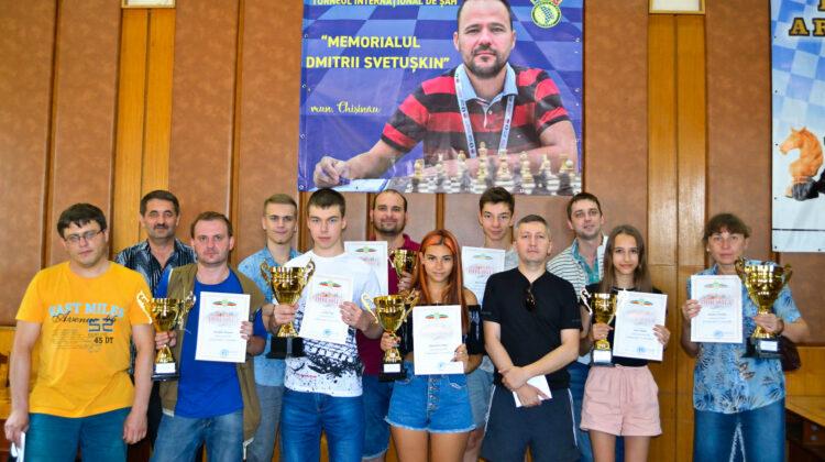 FOTO Un tânăr de 18 ani din Tiraspol a câștigat Memorialul Svetușkin. Câți participanți au fost admiși la competiție