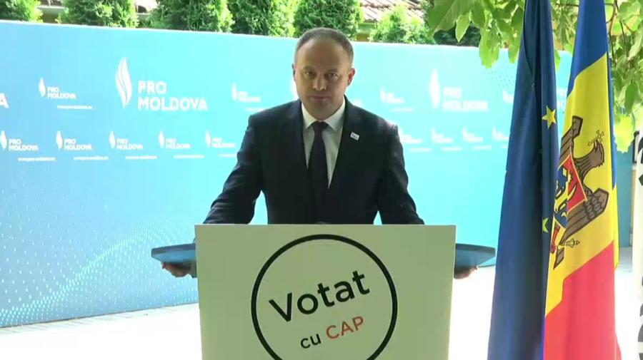 """VIDEO """"Nu votați steluțe, secere și ciocane"""", îndeamnă moldovenii liderul PRO Moldova! Candu: Nimeni nu merită votul"""