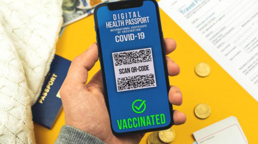 VIDEO E OFICIAL. De astăzi certificatele DIGITALE de vaccinare pot fi VERIFICATE online
