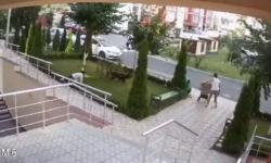 VIDEO Momentul în care un câine se năpustește asupra unei mame cu doi copii. Internauții: Să fie împușcat
