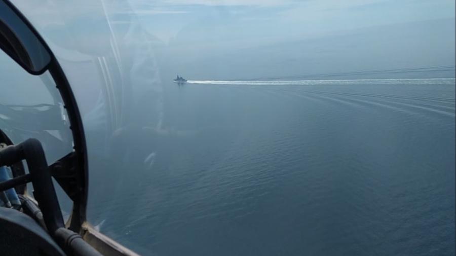 Oficial: NATO nu intenționează să plece din Marea Neagră