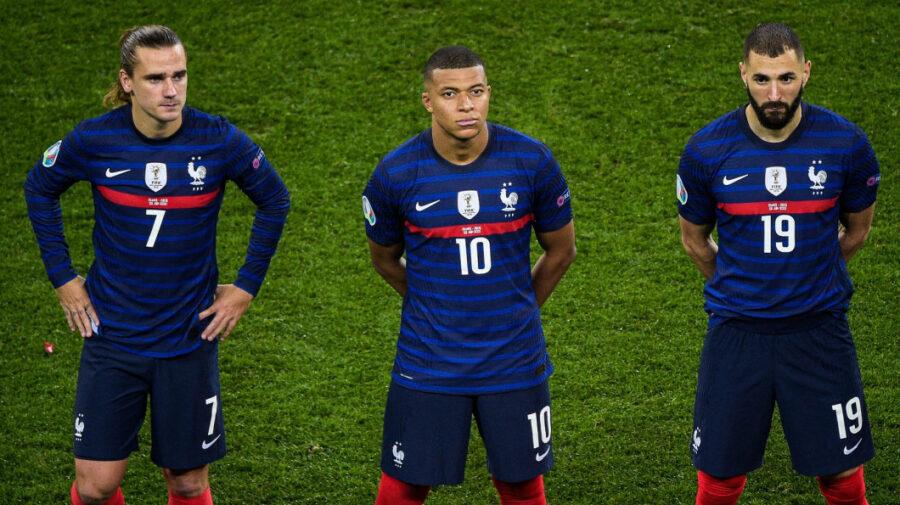 Conflicte pe teren și în afara lui! Motivele care au dus la eliminarea surprinzătoare a Franței de la EURO 2020