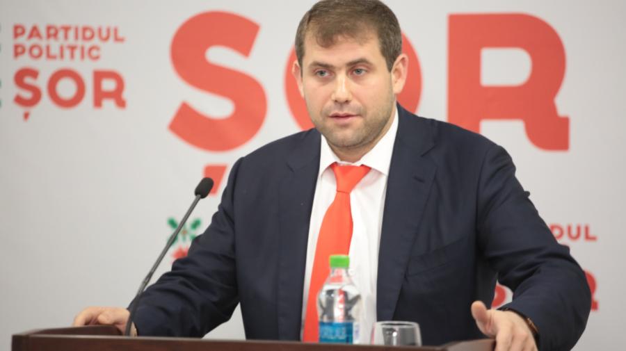 """Partidul """"ȘOR"""" cheamă premierul în Parlament, în legătură cu criza energetică"""