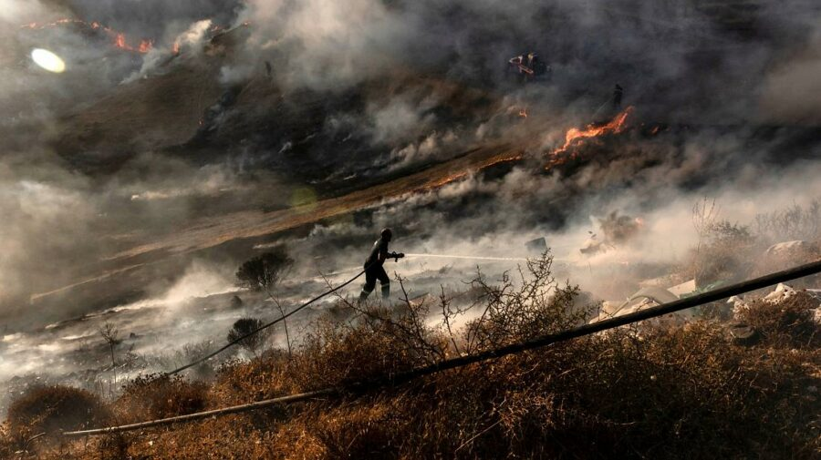 Un nou val de căldură europeană: Care țări se confruntă cu cel mai mare risc de incendii?