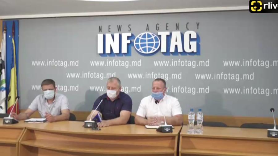 """VIDEO Justiția nu """"are treabă"""" cu UTA Găgăuzia! Trei antreprenori sunt disperați: Maia Sandu să ne ajute"""