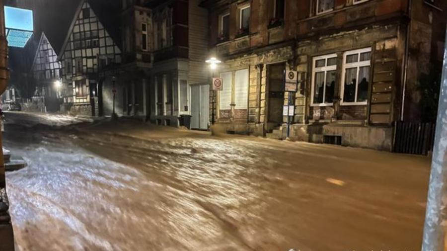 42 de morți și zeci de dispăruți, după inundațiile din Germania. Aureliu Ciocoi, mesaj de condoleanțe
