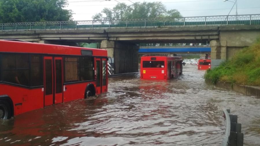 FOTO Potop în Germania! Mașini și case sub ape