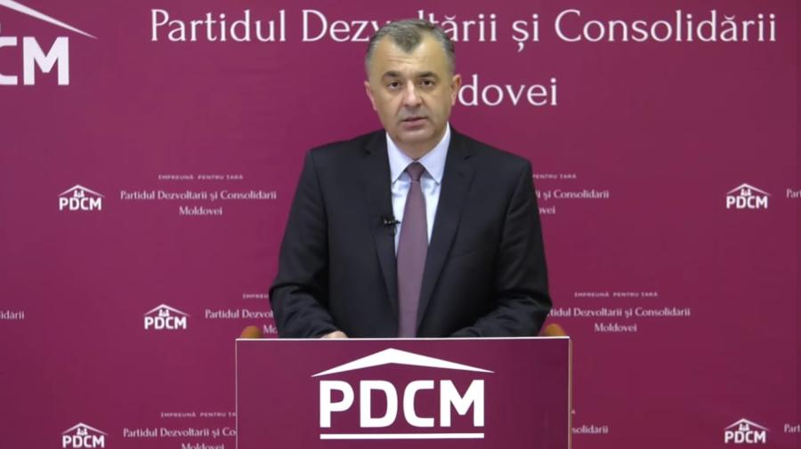 Ion Chicu, după închiderea secțiilor de votare: Acum umează un exercițiu IMPORTANT…
