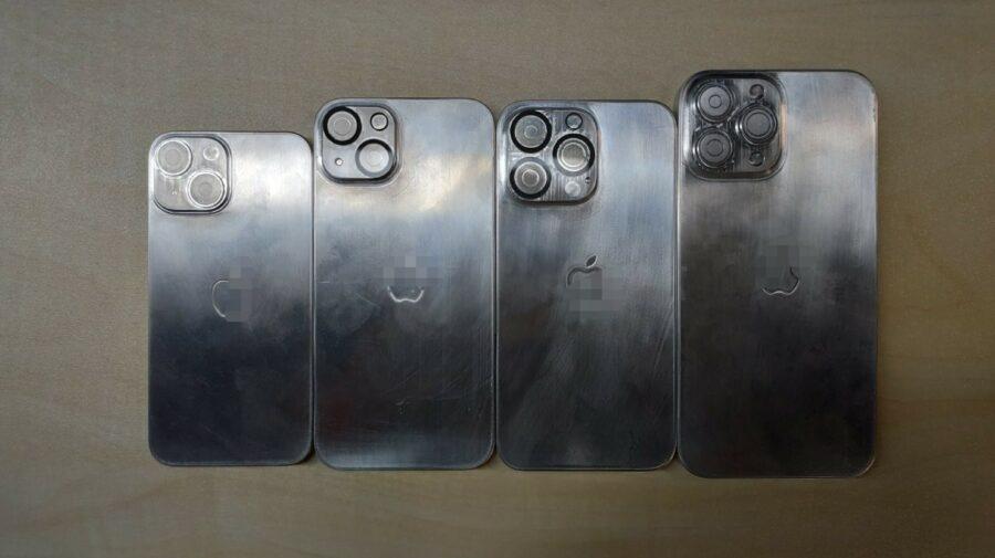 FOTO Scurgeri de informații! Primele machete de iPhone 13