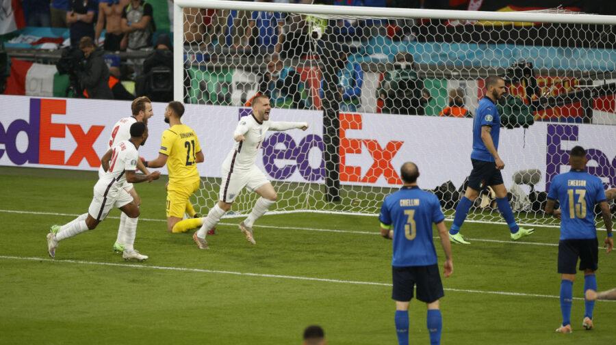 UPDATE Rezultatul meciului Italia – Anglia din finala EURO 2020
