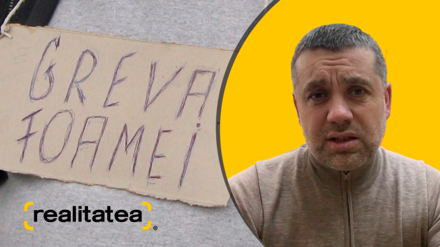 VIDEO Un candidat scandalagiu la parlamentare intră în GREVA FOAMEI! Cine este acesta și ce motiv a invocat