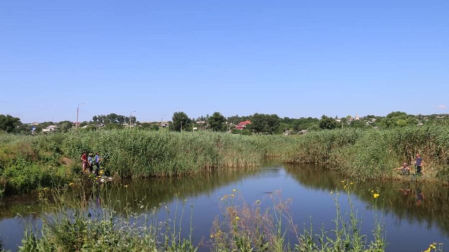 Planuri mari pentru un lac din raionul Hîncești. Costul total al proiectului de reabilitare