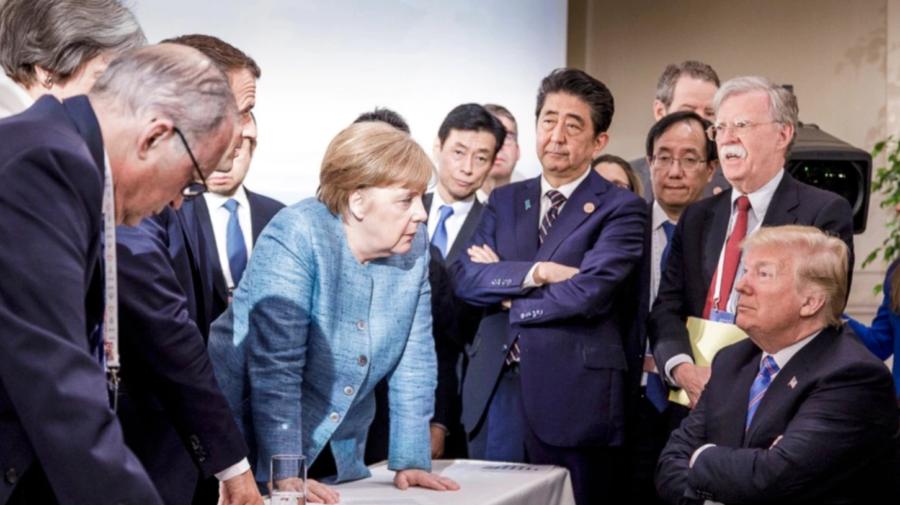 COVID-19 e de vină? Câțiva lideri ai lumii, printre care Emmanuel Macron și Boris Johnson, au pierdut din popularitate