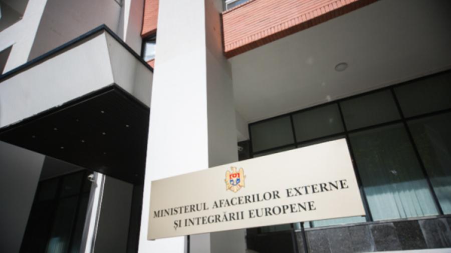 Ușa Ministerului de Externe nu se mai închide. Un nou oficial european vine miercuri la Chișinău. În direct pe RLIVE.MD