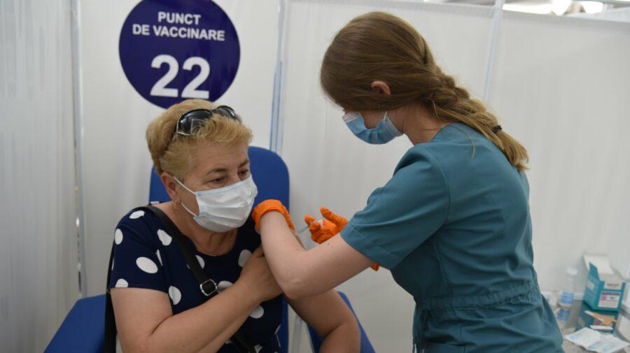 USMF: Până la ora 13:00 au fost imunizate anti-COVID peste 700 de persoane! Care este cel mai solicitat ser?
