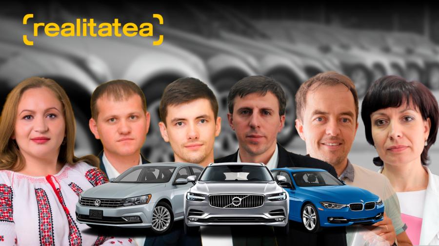 Cu mașini din anii '90 sau cu boliduri de zeci de mii de euro! Candidații AUR la parlamentare, trăiesc vremuri bune