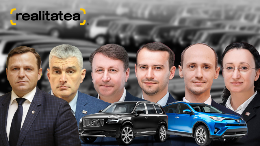 """Bogații și săracii Platformei """"DA""""! Cel puțin patru membri NU au mașini personale. Câte are Năstase?"""