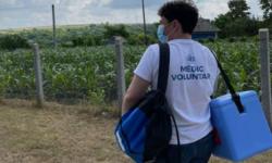 """""""Din casă în casă"""". În raionul Edineț se vor desfășura duminică activități de informare și vaccinare antiCOVID-19"""