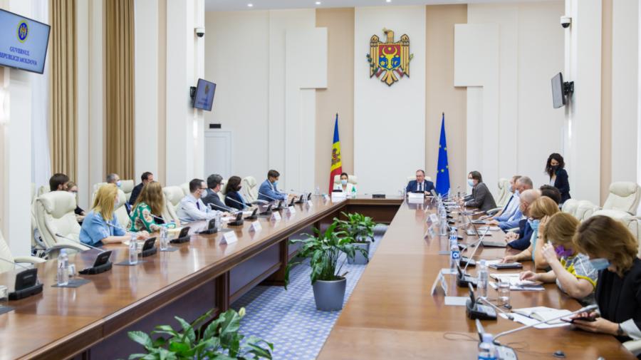 Transformarea DIGITALĂ a Republicii Moldova, subiect de DISCUȚIE în cadrul dialogului cu partenerii de dezvoltare