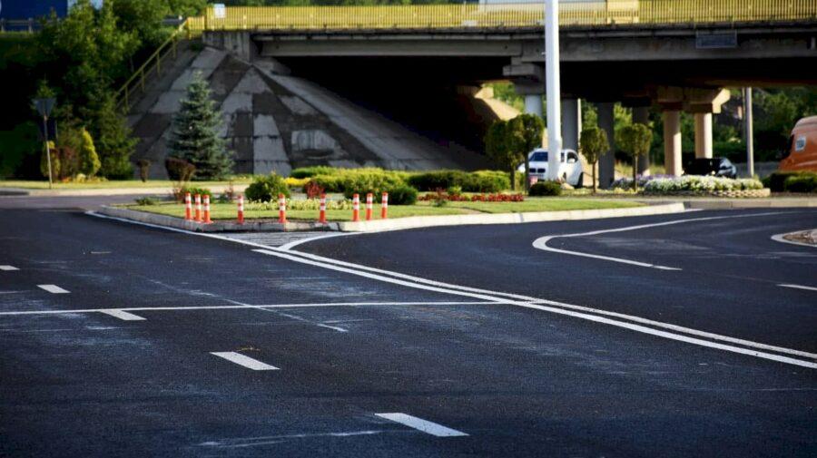 La Orhei, continuă lucrările ample de modernizare a drumurilor