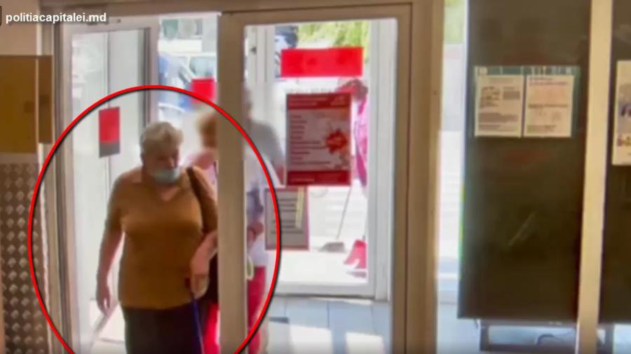 VIDEO Este SUSPECTATĂ de comiterea unui furt. Dacă o recunoști, anunță POLIȚIA