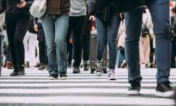 VIDEO ATENȚIE când traversați strada! De la începutul anului au avut loc 360 de accidente cu implicarea pietonilor